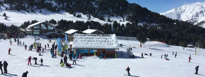 Ski School   Grandvalira   Andorra