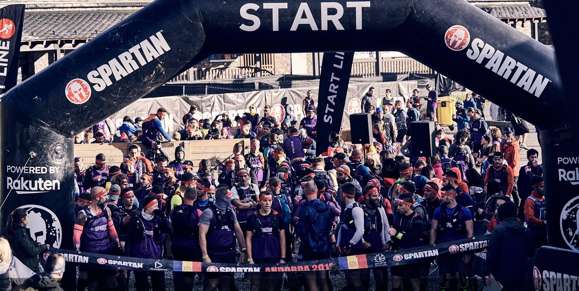 Spartan Race   Summer   Andorra