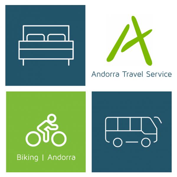 Biking - Andorra Logo