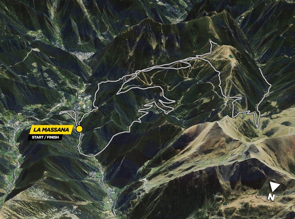 MTB Classic Stage 1 42km Map