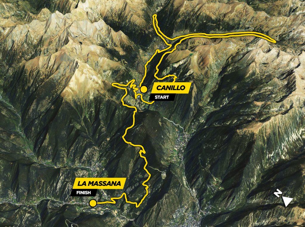 MTB Classic Stage 2 60km Map