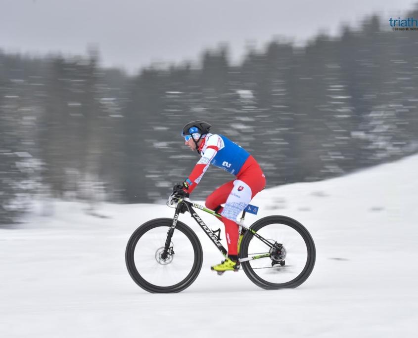 World Triathlon Winter   Bike