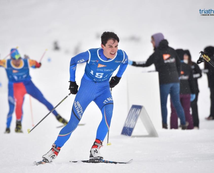 World Triathlon Winter   Cross Country Ski