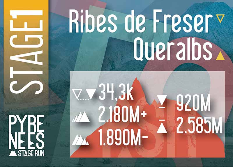 Pyrenees Stage Run Stage 1