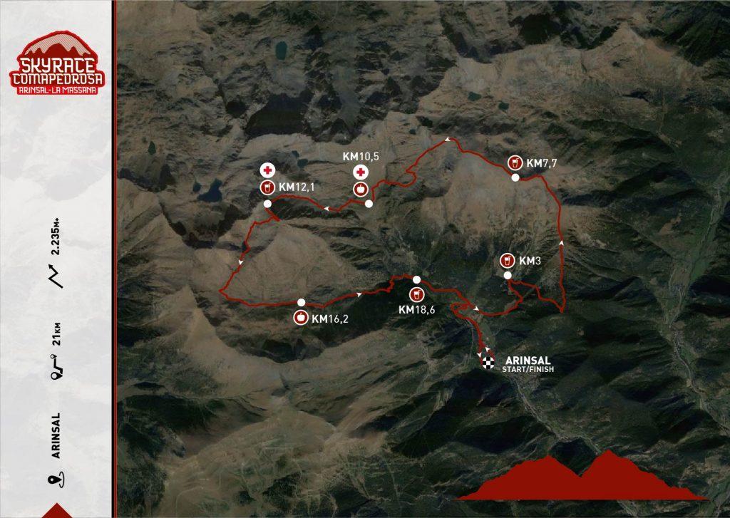 Skyrace Comapedrosa 21km