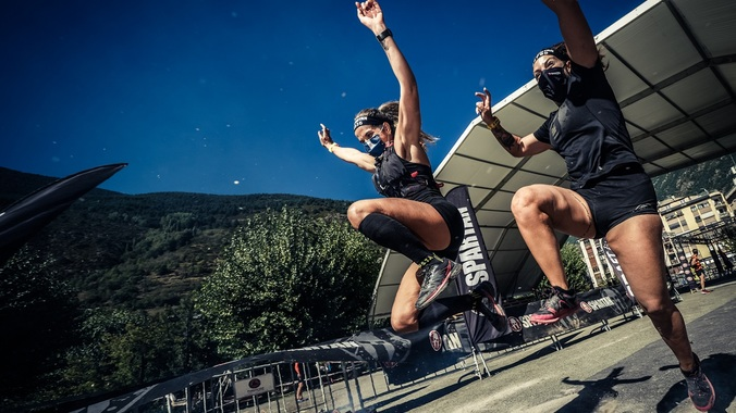 Spartan Sprint Andorra