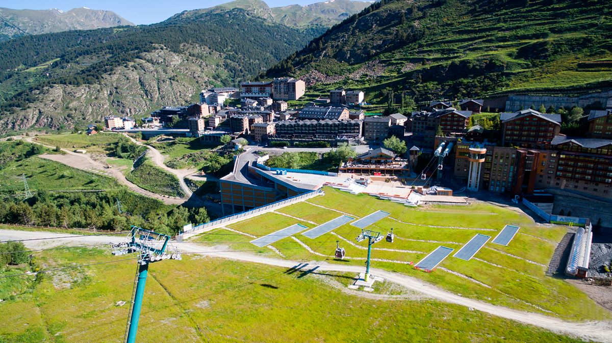 Avet Platform Summer Andorra Music Festival